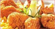 texasi csirkeszárny